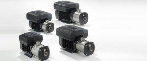 Grundfos BM, CM, CME High-Pressure Booster Modules