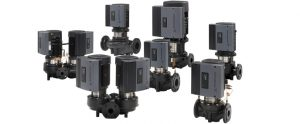Grundfos TP/TPE Vertical Inline Water Pump for Sale in Pune
