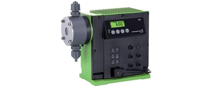 Grundfos DME, DMS, DDI Digital Dosing Pumps