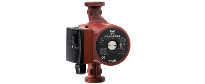 UPS 3-speed Circulator Pumps for Sale   Inline Water Pump