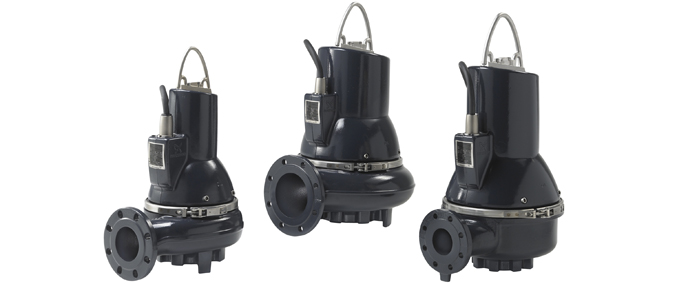Grundfos SLV and SL1 Pumps | Industrial Water Pumps in Pune